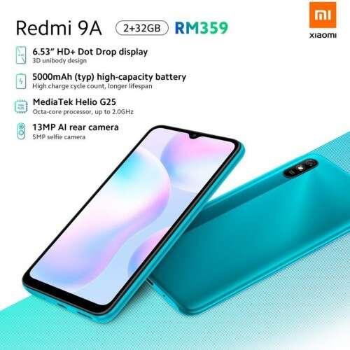 smartfony Redmi 9A i 9C, ceny Redmi 9A i 9C