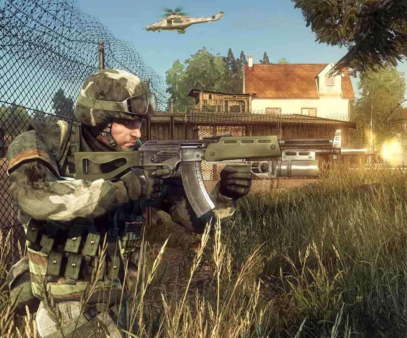 Remaster Battlefield Bad Company zamrożony. To sobie pograliśmy