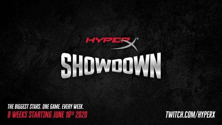 hyoperx Showdown, rozgrywki Showdown, esport Showdown