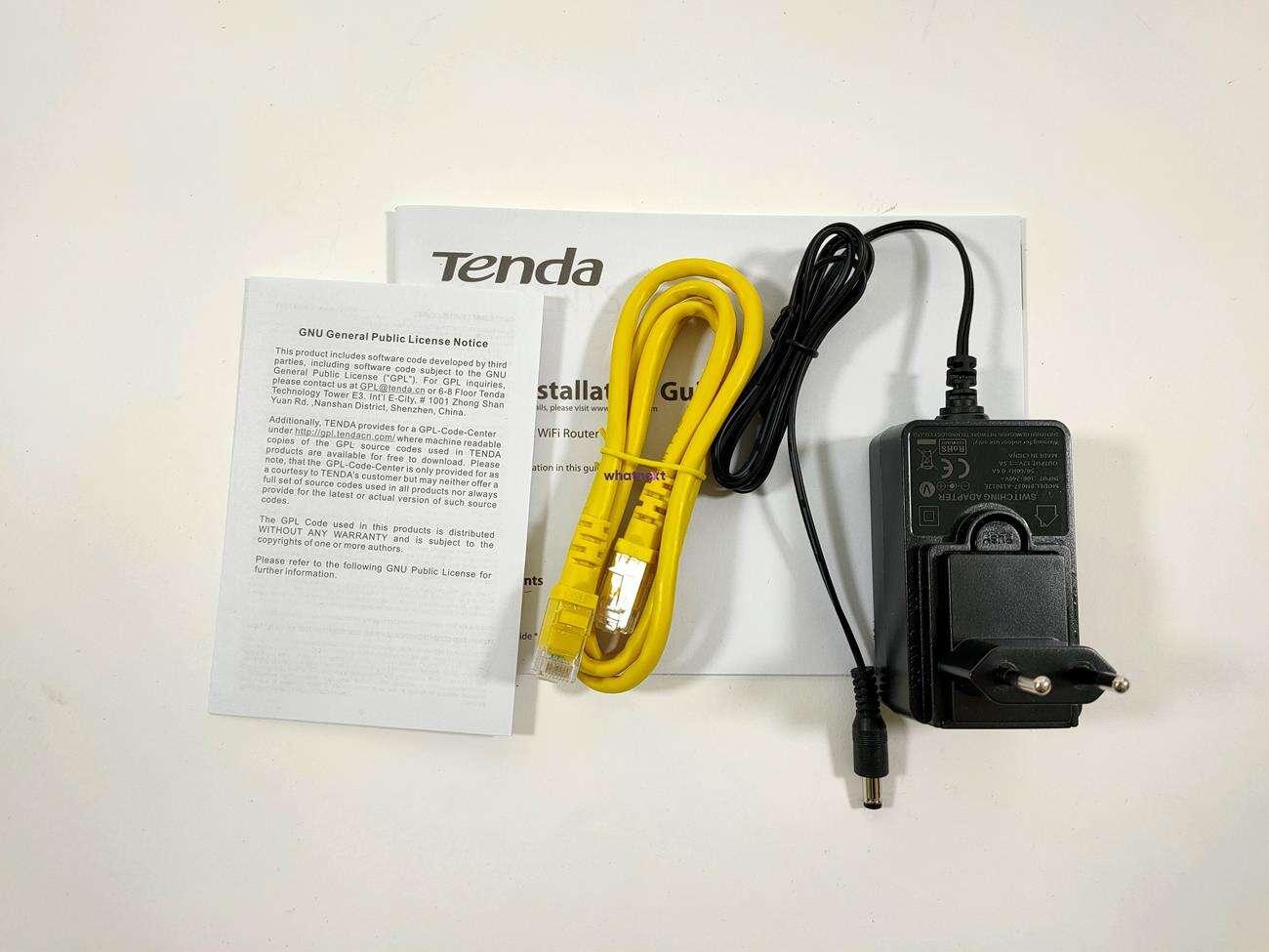 test Tenda AC23, recenzja Tenda AC23, review Tenda AC23, opinia Tenda AC23