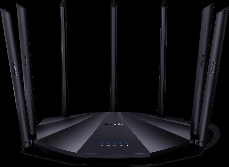 Test routera Tenda AC23