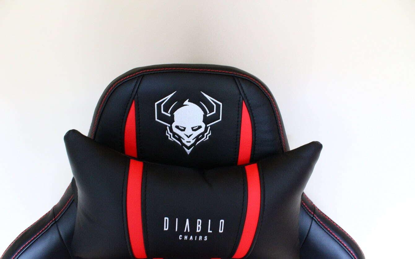 Test fotela gamingowego Diablo X-One 2.0 King Size