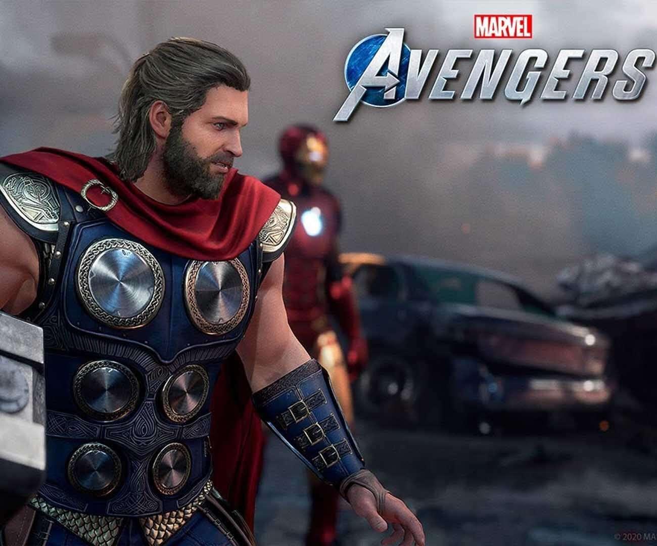 thor, marvels avengers
