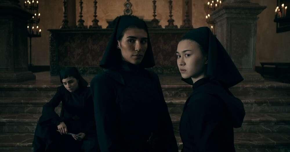 Warrior Nun Netflix, Warrior Nun zwiastun, Warrior Nun plakat, Warrior Nun premiera
