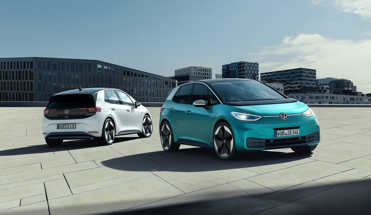 Volkswagen ID.3 1ST, VW ID3, dostawy VW ID3, Volkswagen ID 3
