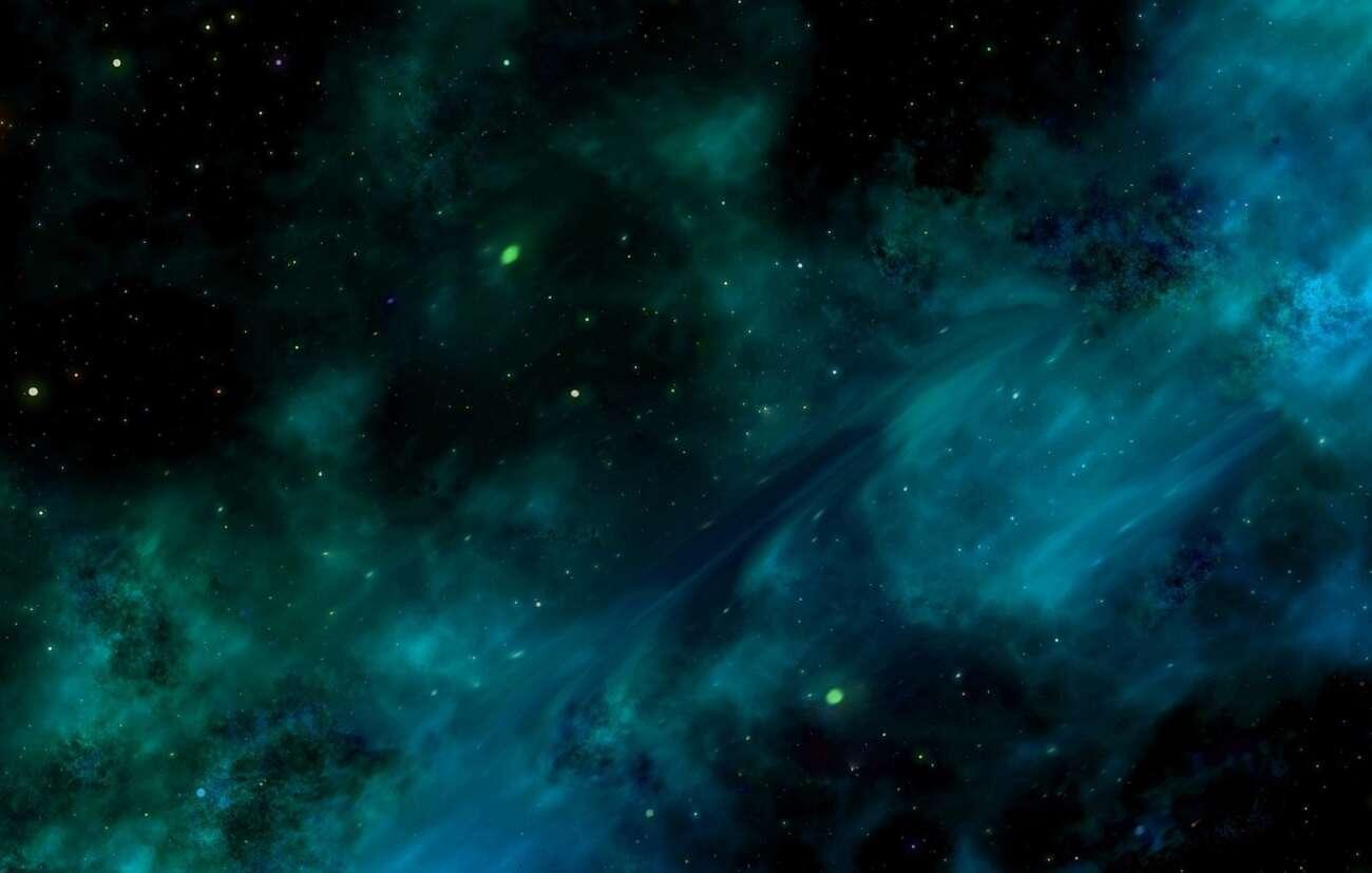 Ta ogromna kosmiczna sieć ma długość 50 milionów lat świetlnych