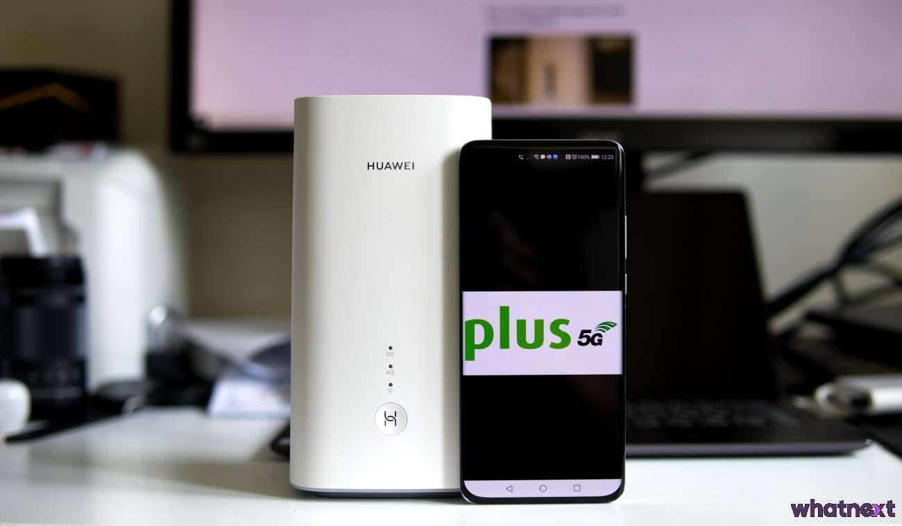 Spędziłem dzień z 5G Plusa. Wymienię kabel na taki Internet