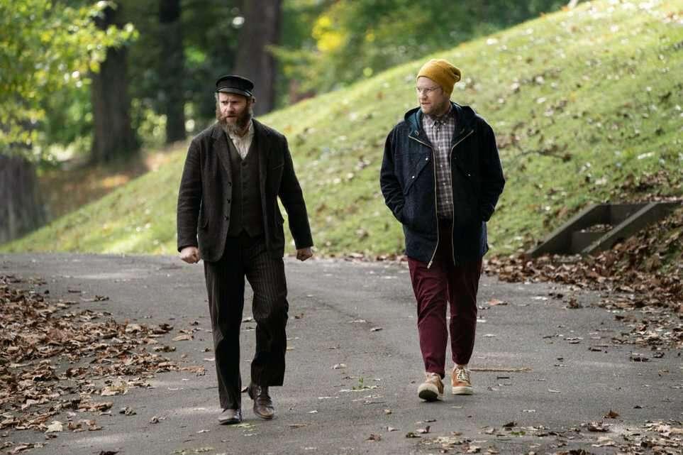 An American Pickle - pierwszy zwiastun filmu z podwójną rolą Setha Rogena