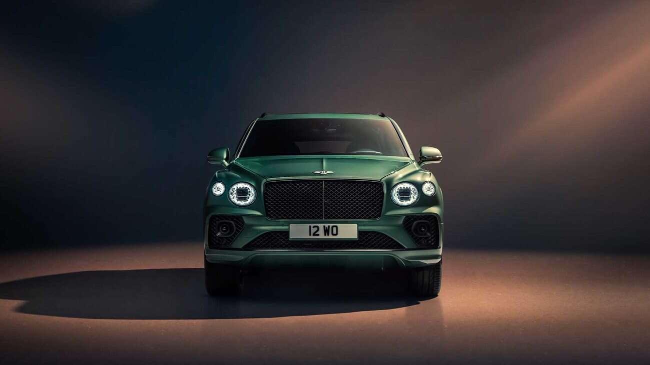 Pomimo przeciwności, Bentley z sukcesem skończył 2020 rok