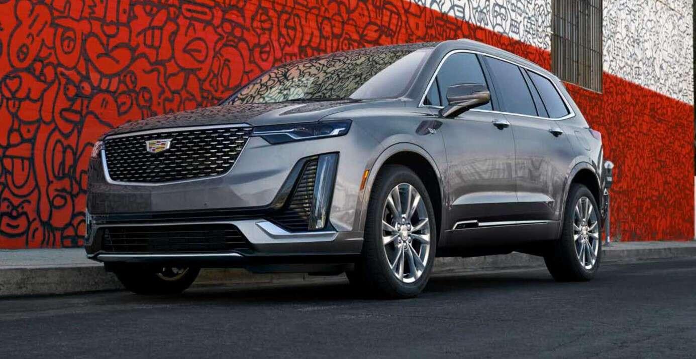 """Cadillac ujawnił crossovera XT6 2021 z nowym """"tańszym luksusem"""""""