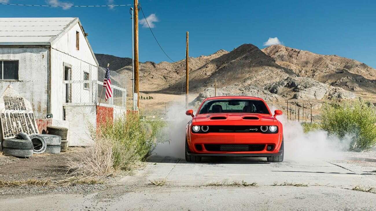 Smutna prawda o doładowanych silnikach V8 Hellcat