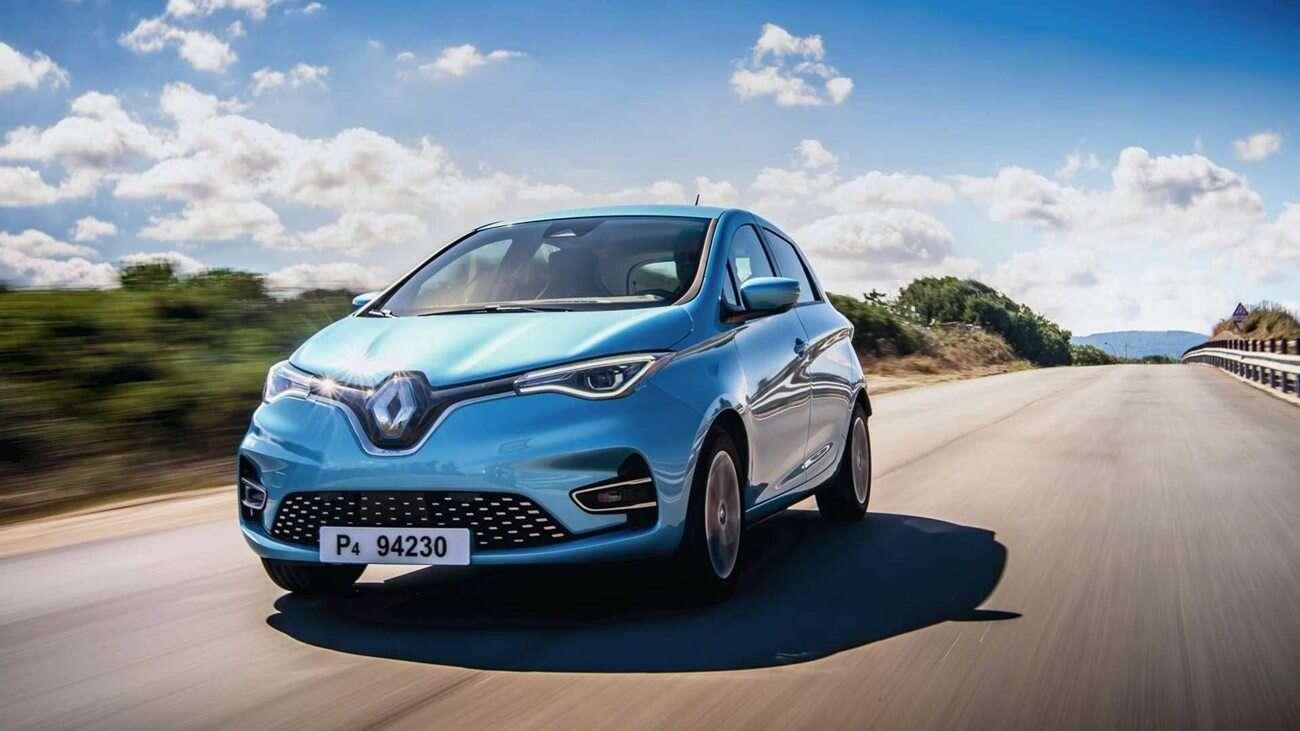 Elektryczny Renault bije rekordy sprzedaży. Konkurent Tesli?