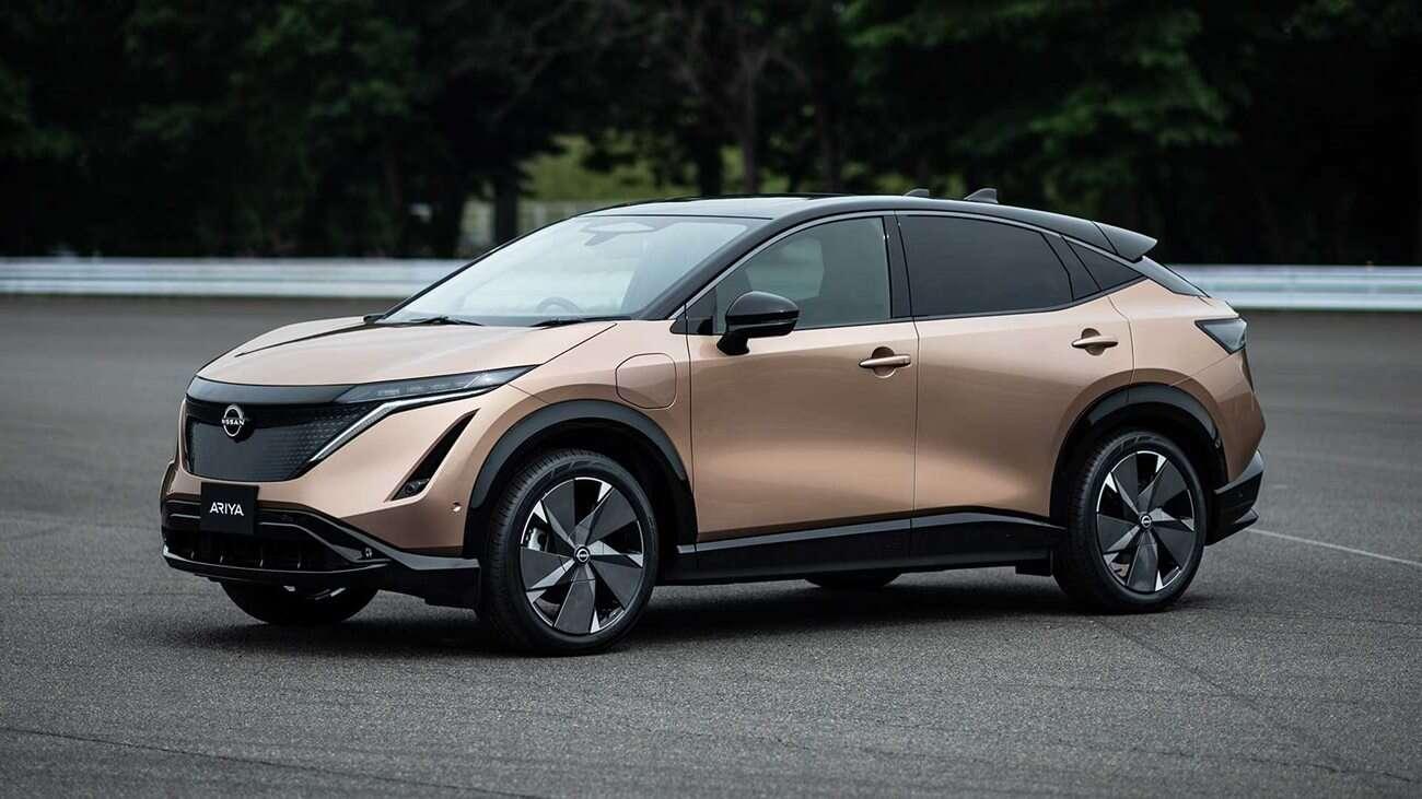 Nissan Ariya to najbardziej aerodynamiczny crossover Nissana