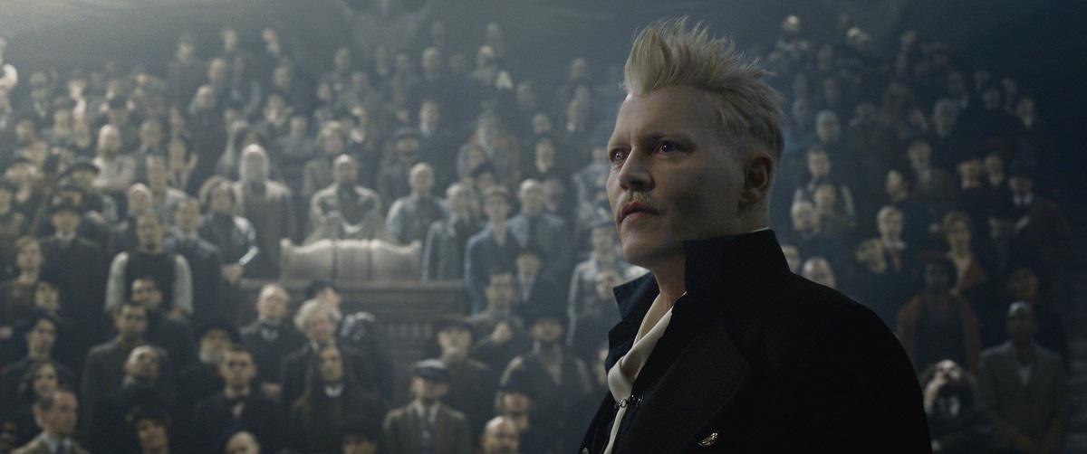 Obsadzono rolę Grindelwalda w Fantastycznych Zwierzętach 3! Kto zastąpi Deppa?