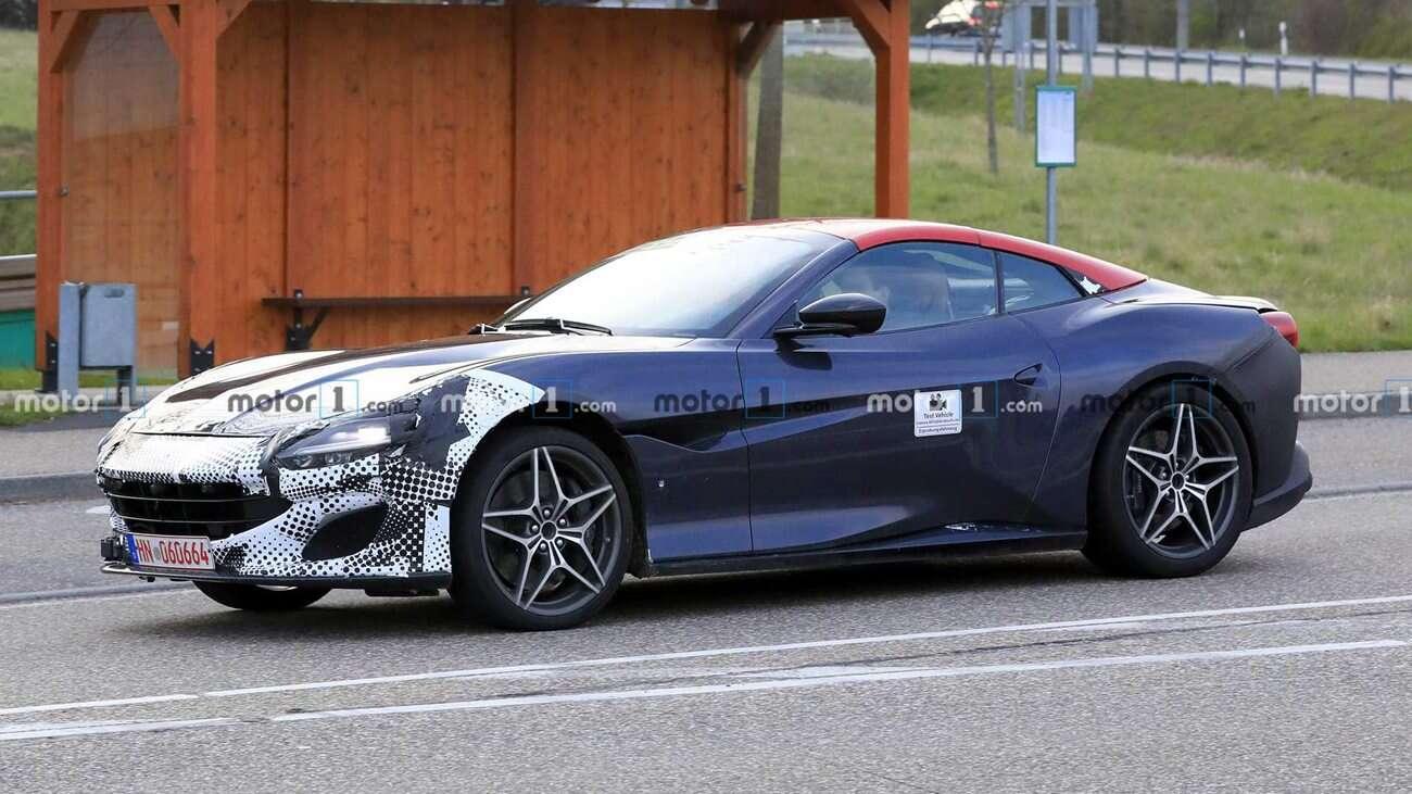 Ferrari Portofino 2021 czeka wzrost mocy?