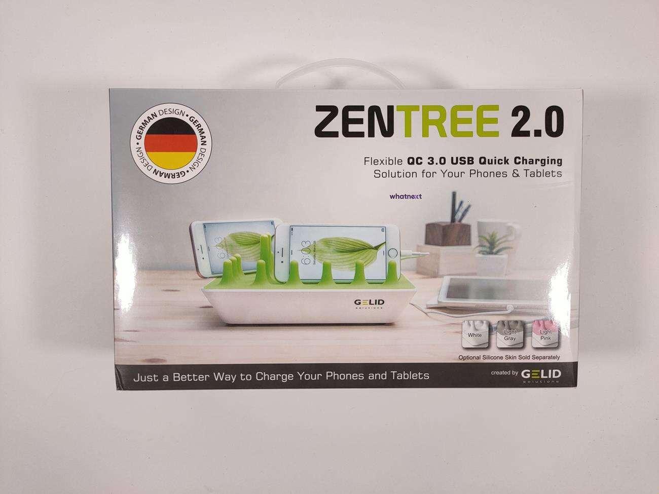 test Gelid Zentree 2.0, recenzja Gelid Zentree 2.0, review Gelid Zentree 2.0, opinia Gelid Zentree 2.0