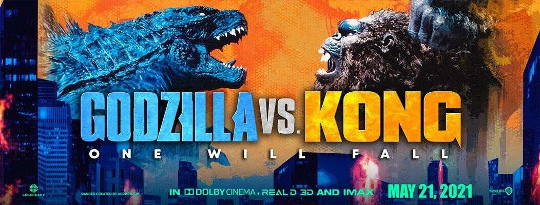Premiera filmu Godzilla vs. Kong przyśpieszona. Kiedy produkcja trafi do kin?