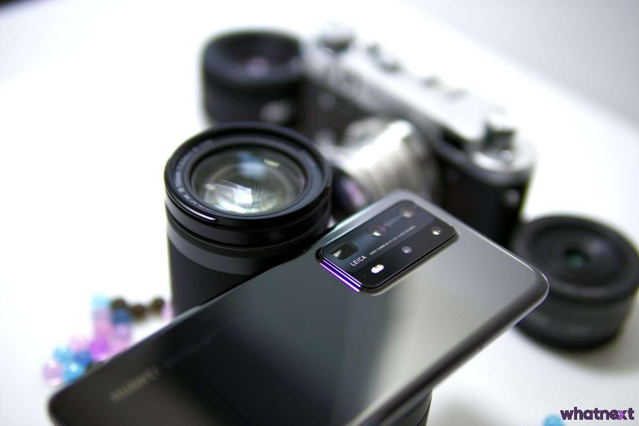 Huawei P40 Pro+ to smartfon z najbardziej kompletnym aparatem