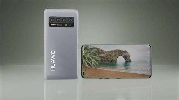 wygląd Huawei P50 Pro, design Huawei P50 Pro, rendery Huawei P50 Pro
