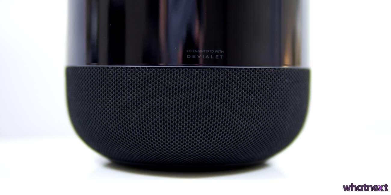 Test Huawei Sound X – elegancki głośnik wgniata w fotel