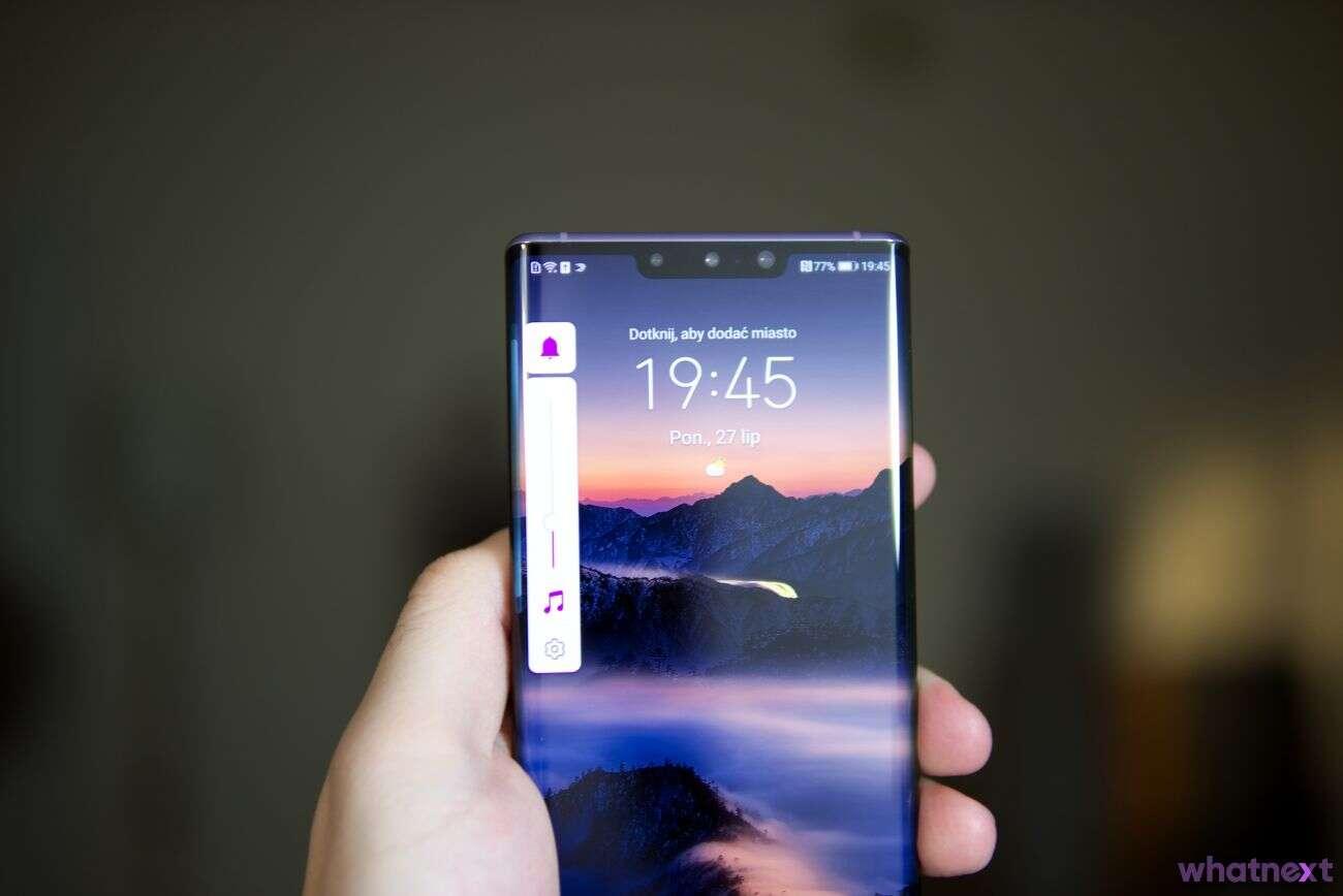 Test Huawei Mate 30 Pro - pocztówki z wakacji w 7680 fps, ale bez wsparcia Google