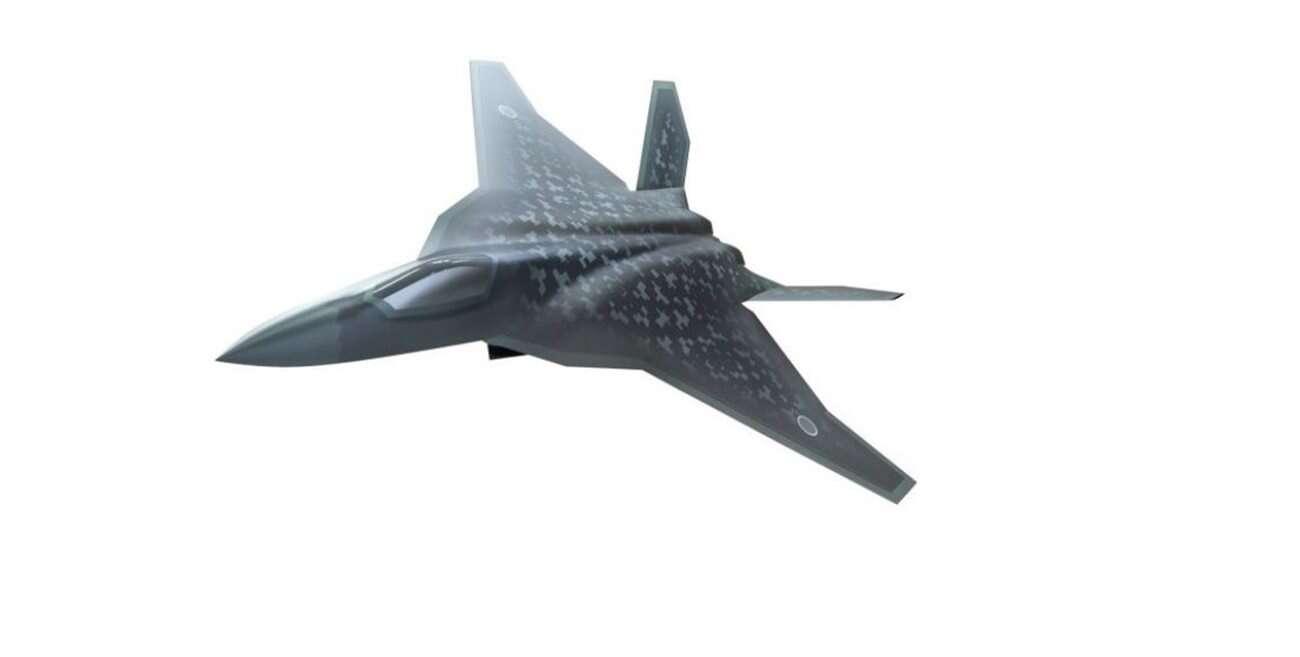 Japonia już oficjalnie pracuje nad zupełnie nowym myśliwcem