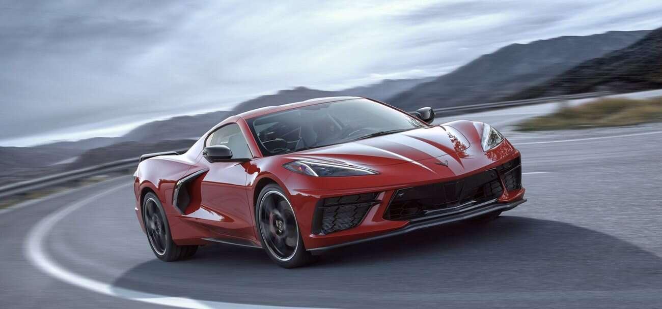 pierwszą doładowaną Corvette C8, doładowana Corvette C8, Corvette C8, Corvette C8 z doładowaniem