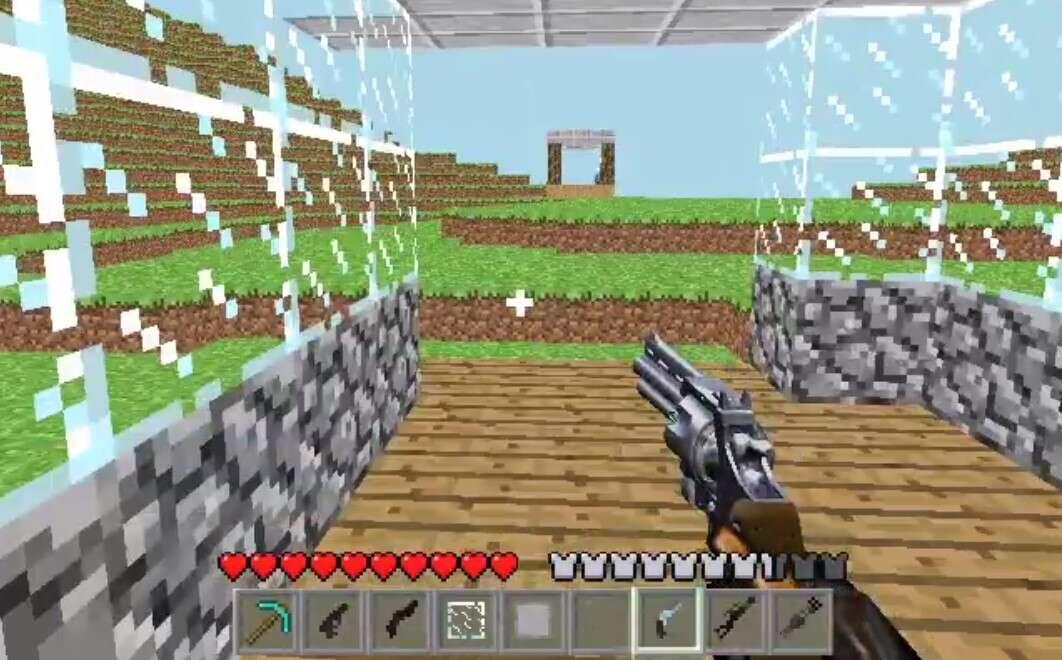 Możecie już zagrać w Minecrafta w Half-Life