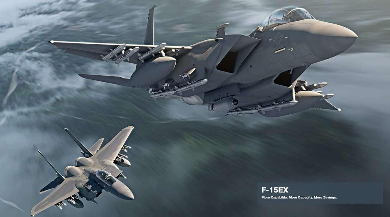 Nazwa nowego myśliwca F-15 Eagle USA. Jak ochrzczono nową generację?