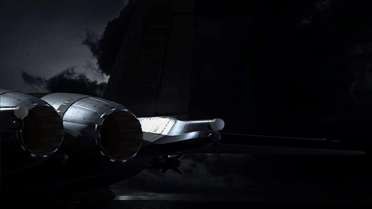 Najnowszy myśliwiec F-15 Eagle Sił Powietrznych USA wzbił się w przestworza