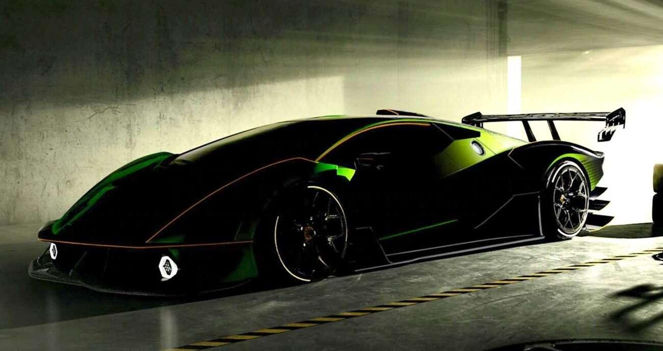 Lamborghini SCV12 wreszcie bez kamuflażu. Jego silnik to istna bestia
