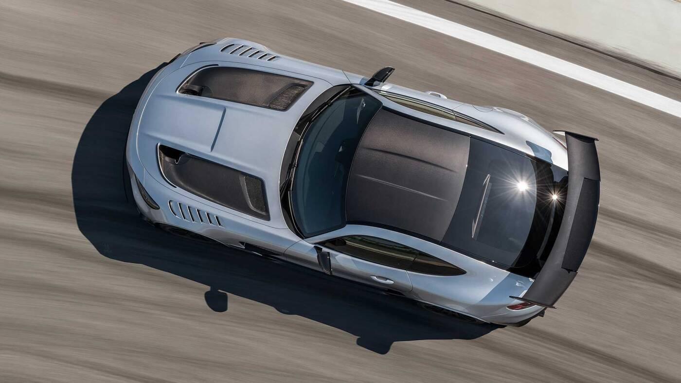 AMG GT Black Series, Mercedes-AMG GT Black Series,