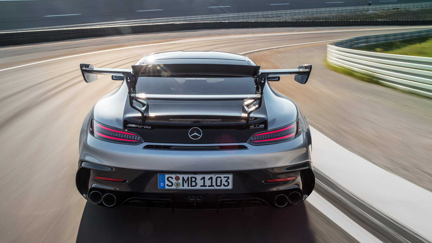 Wkrótce możemy się doczekać nowego rekordu na Nurburgring
