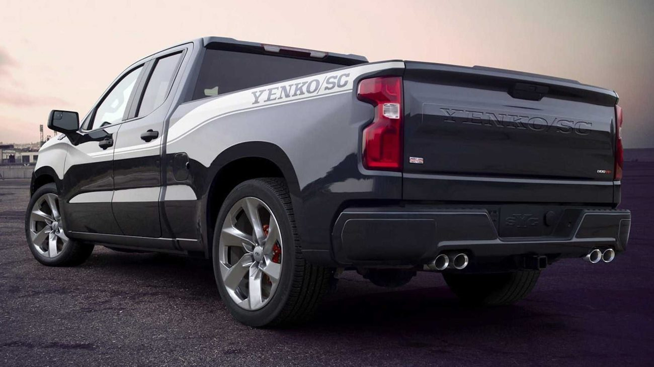 Chevrolet Silverado EV