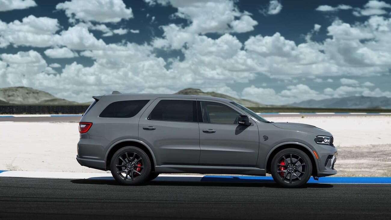 Sukces Durango SRT Hellcat 2021 od Dodge