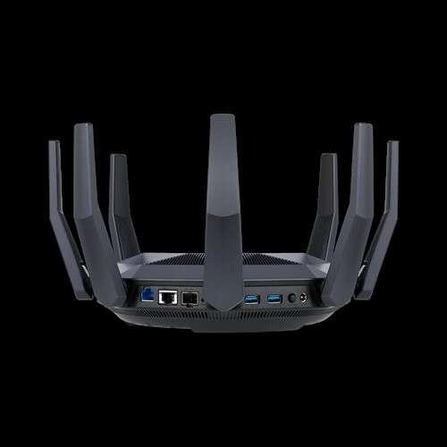asus RT-AX89X AX6000, router RT-AX89X AX6000