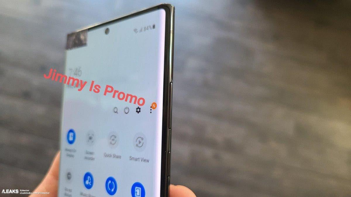 zdjęcia Samsung Galaxy Note 20 Ultra, wygląd Samsung Galaxy Note 20 Ultra