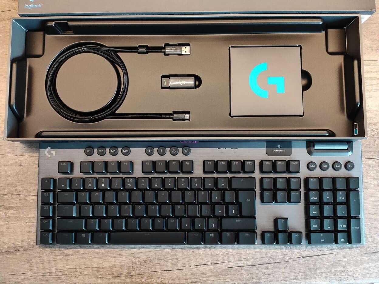 Test klawiatury w cenie procesora, czyli Logitech G915