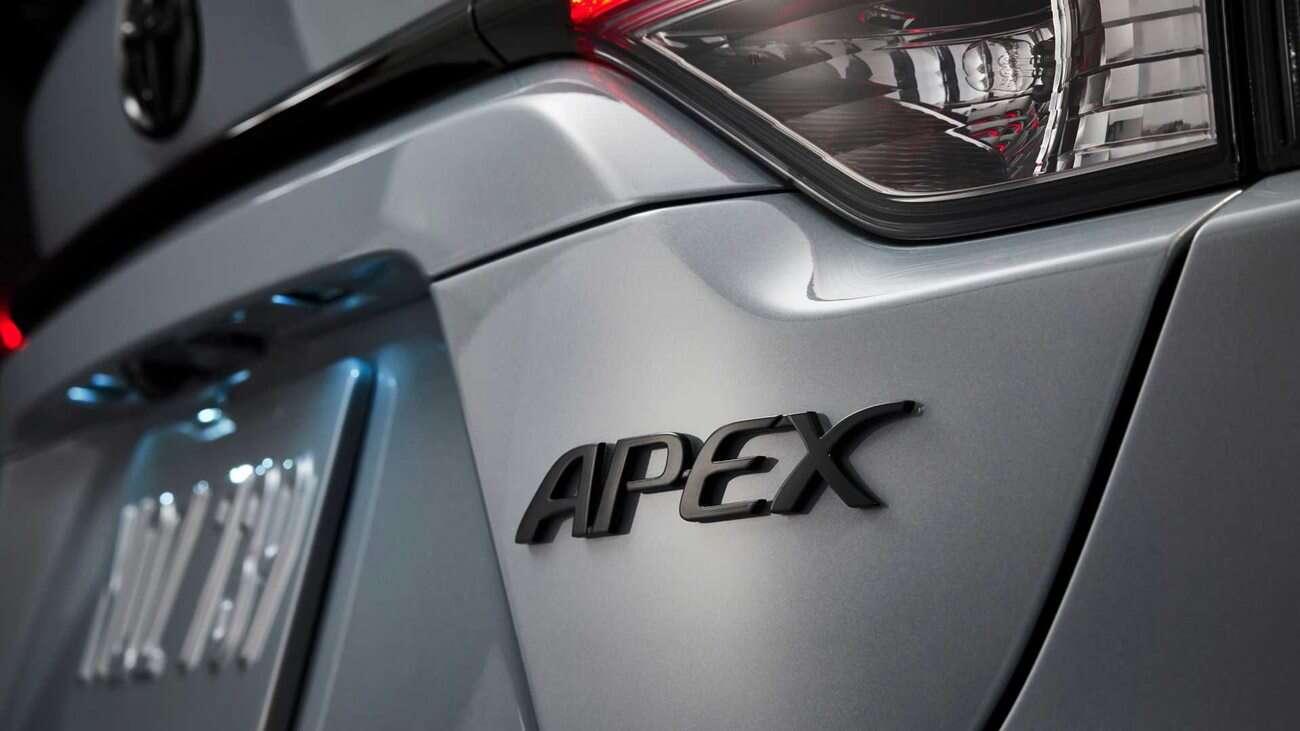 Toyota Corolla w wydaniu Apex może zachwycić