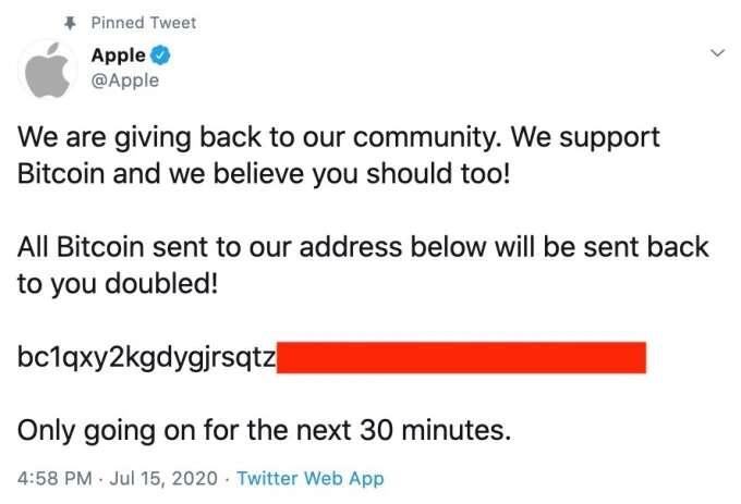 Wielki atak na Twittera. Ofiarami Apple, Bill Gates i Elon Musk