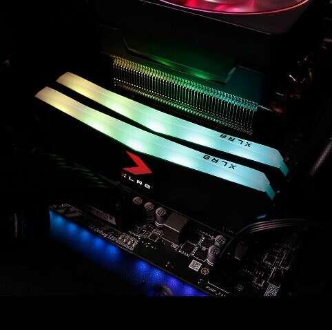 PNY XLR8 RGB, pamięci XLR8 RGB