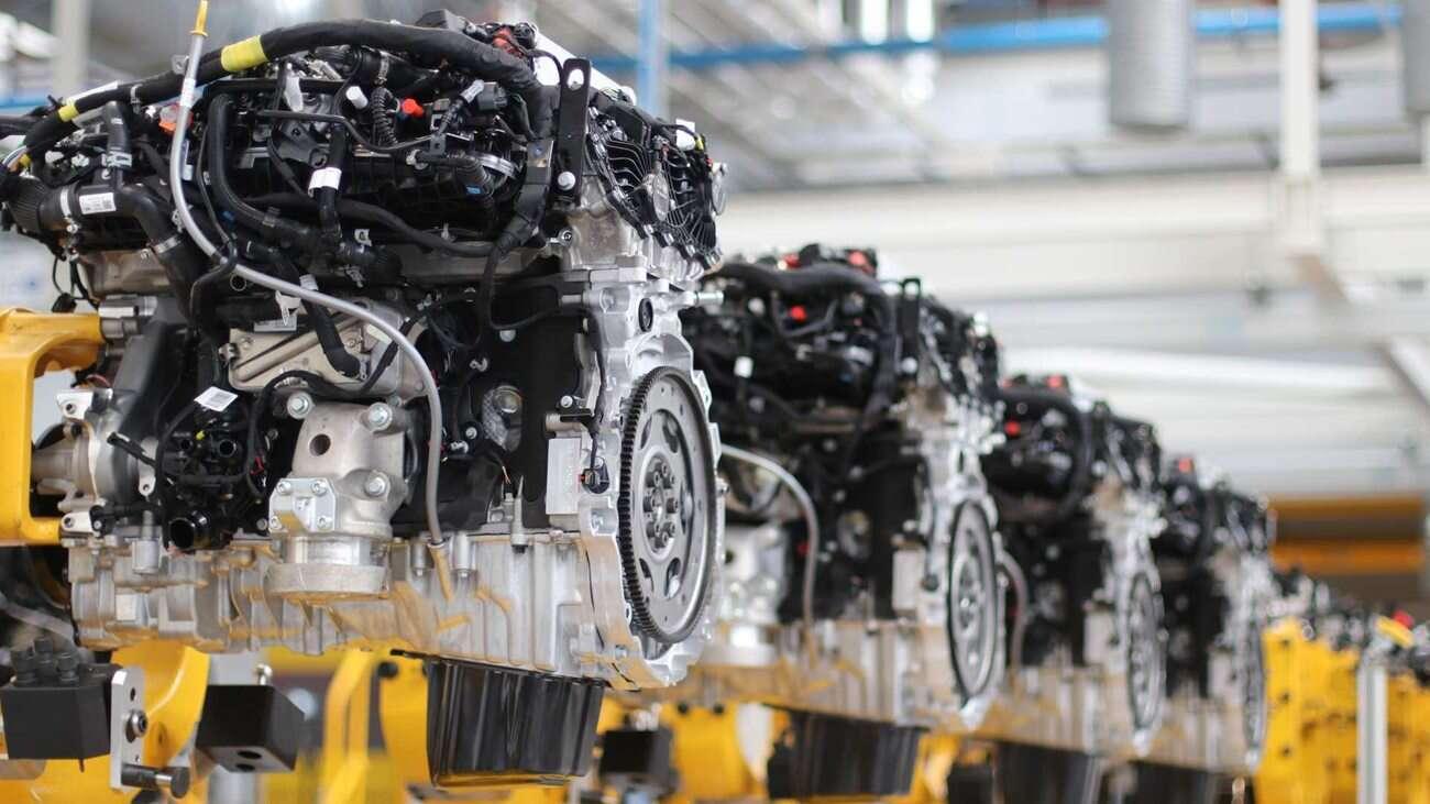 Znacie ten silnik od Jaguar Land Rover? Firma świętuje związany z nim sukces