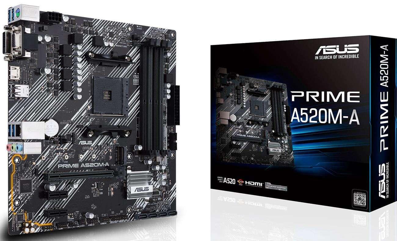 Asus A520