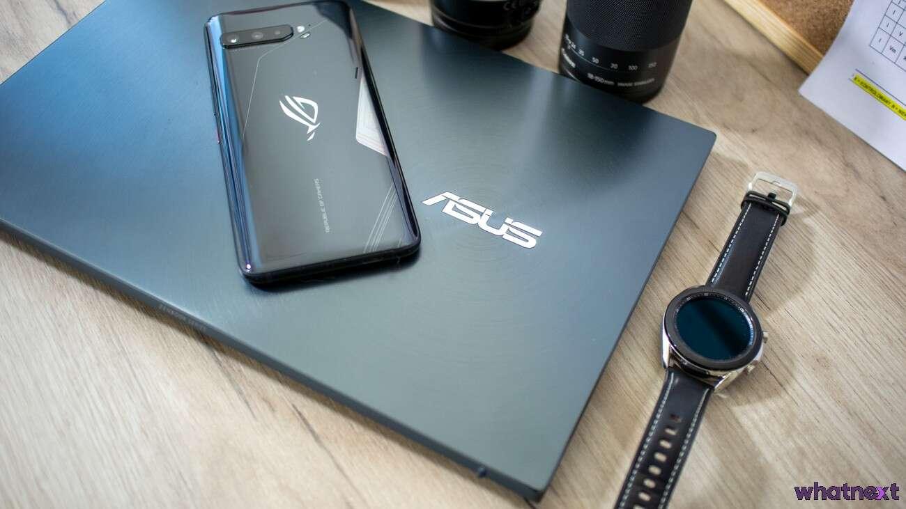 Test laptopa Asus ZenBook 14 – nieduży, ładny i bez gniazda słuchawkowego