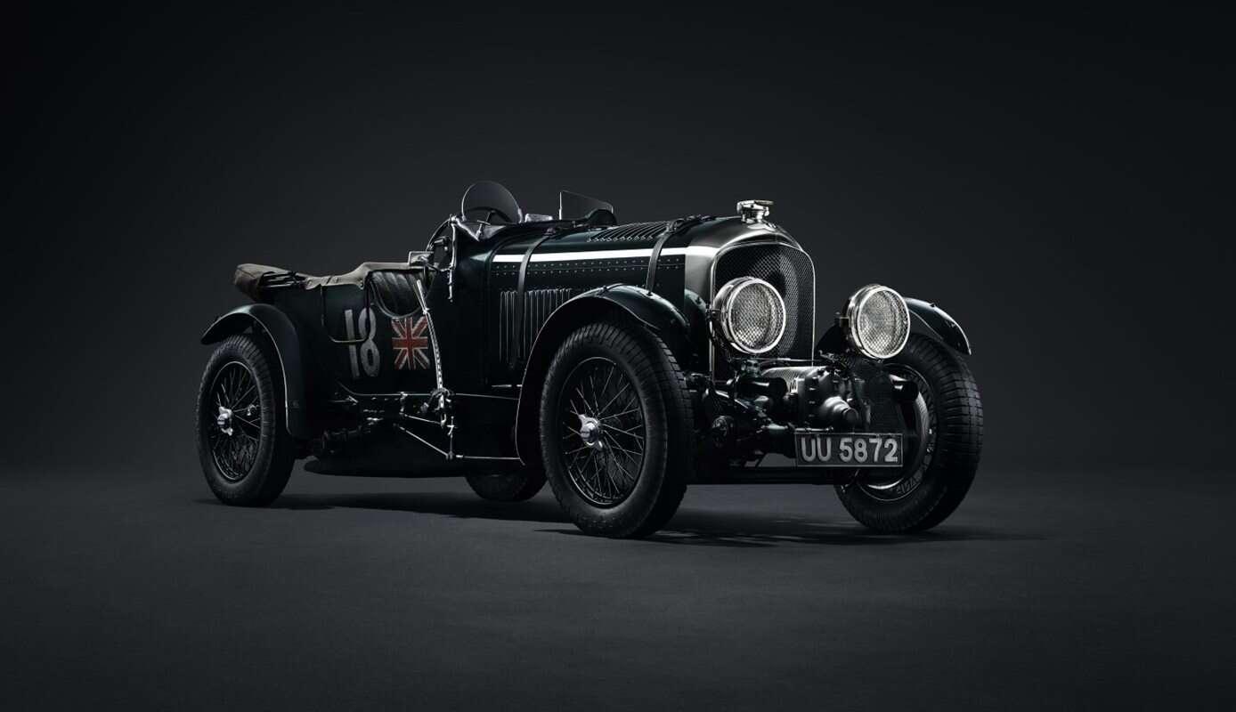 Bentley rozpoczyna składanie nowych modeli Blower z 1929 roku
