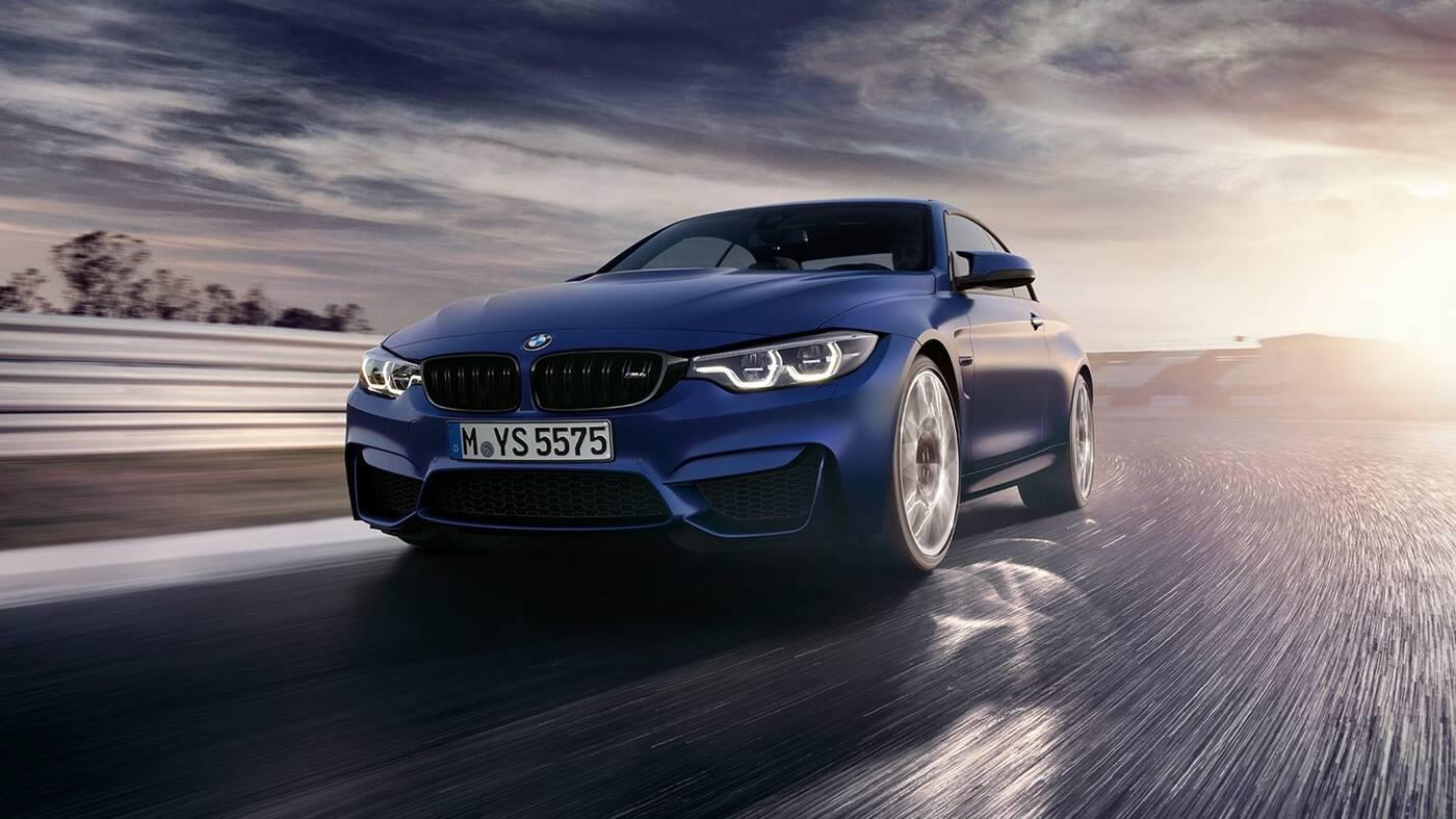 Coupe BMW M4 2021 na najlepszych do tej pory zdjęciach