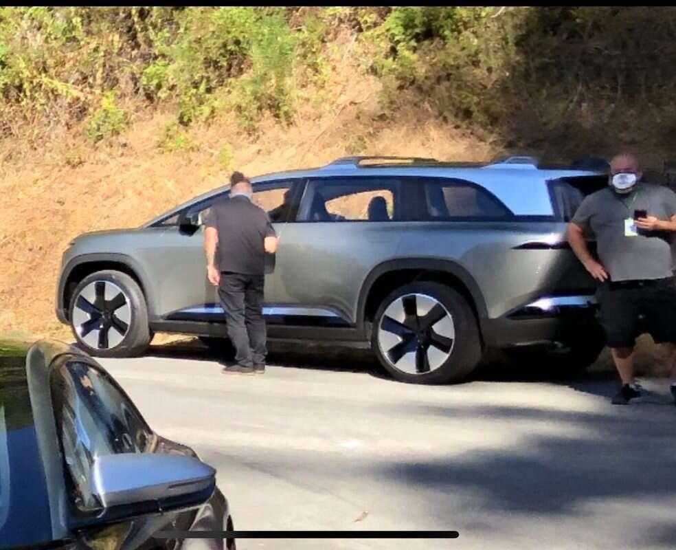 Ten elektryczny SUV Lucid Motors może oferować rekordowy zasięg