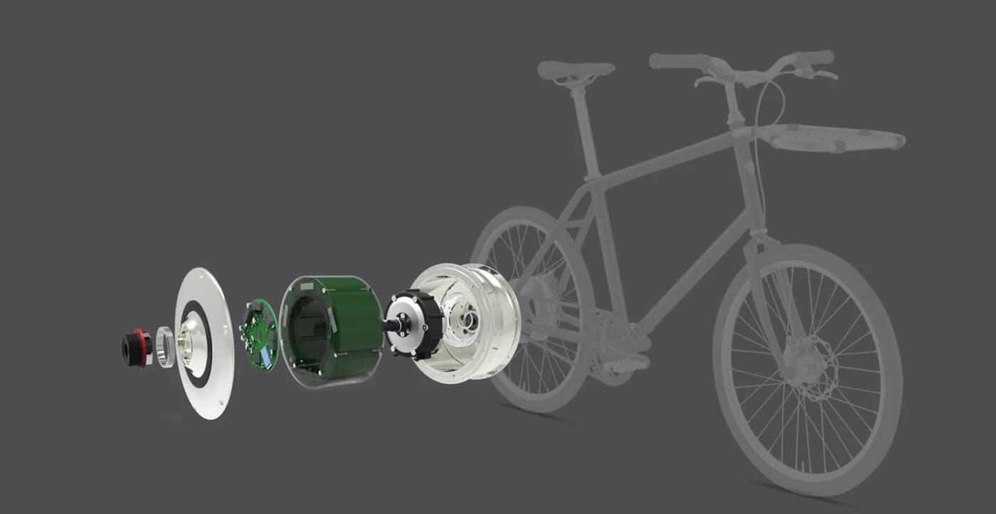 Elektryczny rower Movea E-motion powstał po to, aby podbijać miasta
