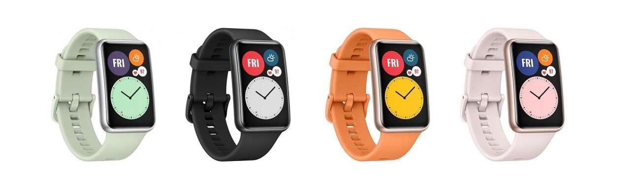Huawei Watch Fit to prawdziwy potworek. Tak dziwnego zegarka dawno nie było