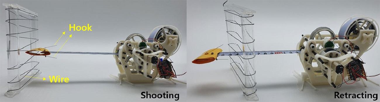Rzućcie okiem na tego robotycznego kameleona, który atakuje w mgnieniu oka